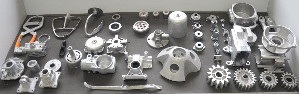Fundição Martinelli - Injetados em Alumínio