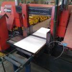 Fundição Martinelli - corte em nylon