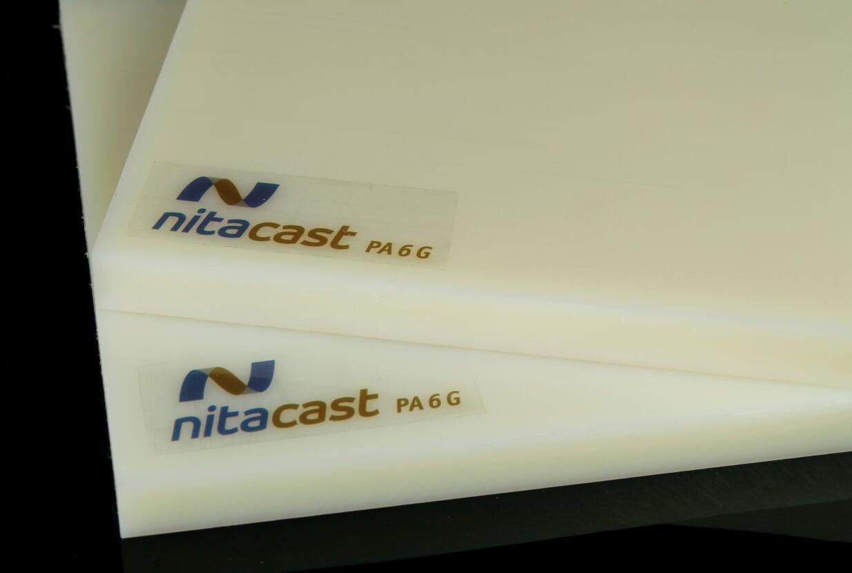 Chapa em Nylon Nitacast