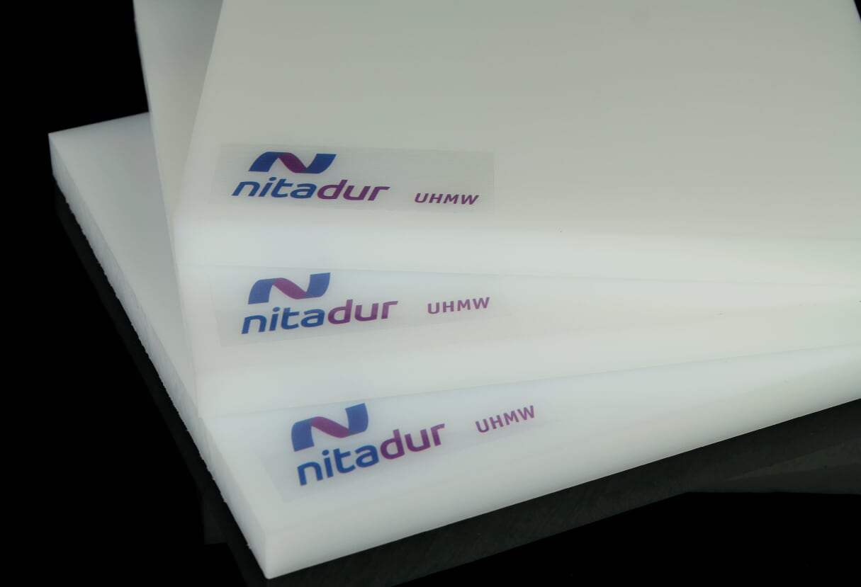 Chapa em Nylon Nitadur