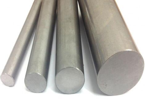 Barra de alumínio redonda